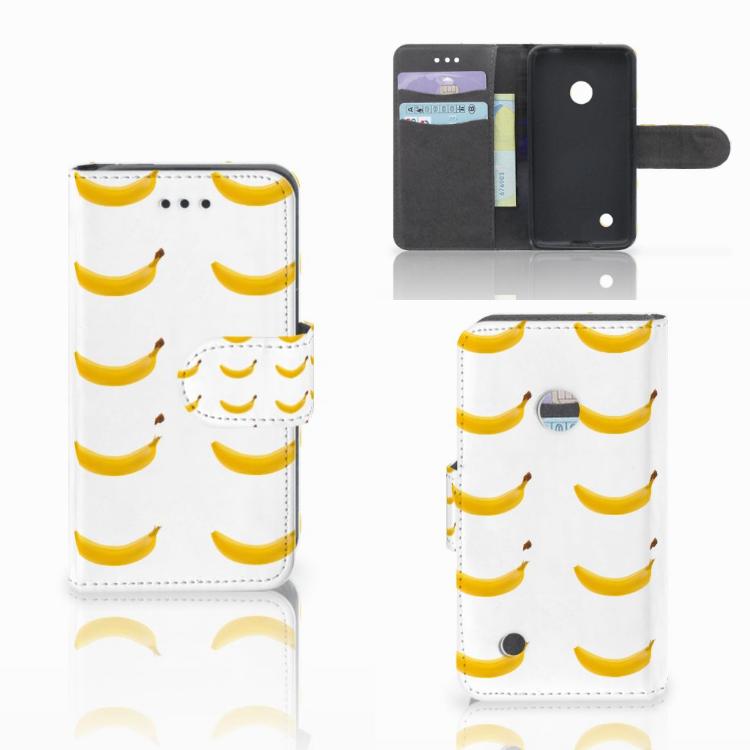 Nokia Lumia 530 Book Cover Banana