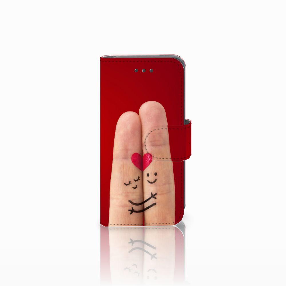 Apple iPod Touch 5   6 Uniek Boekhoesje Liefde