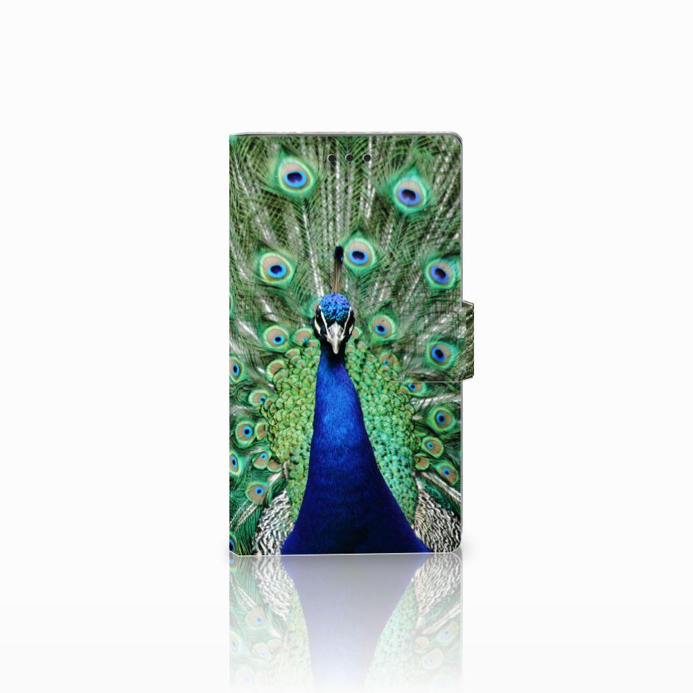 Sony Xperia L2 Boekhoesje Design Pauw