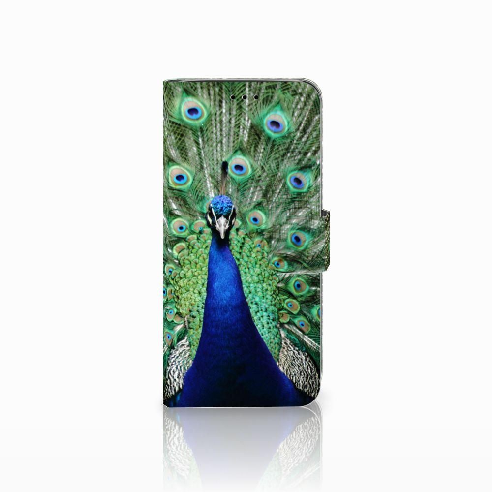 Samsung Galaxy A6 2018 Boekhoesje Design Pauw