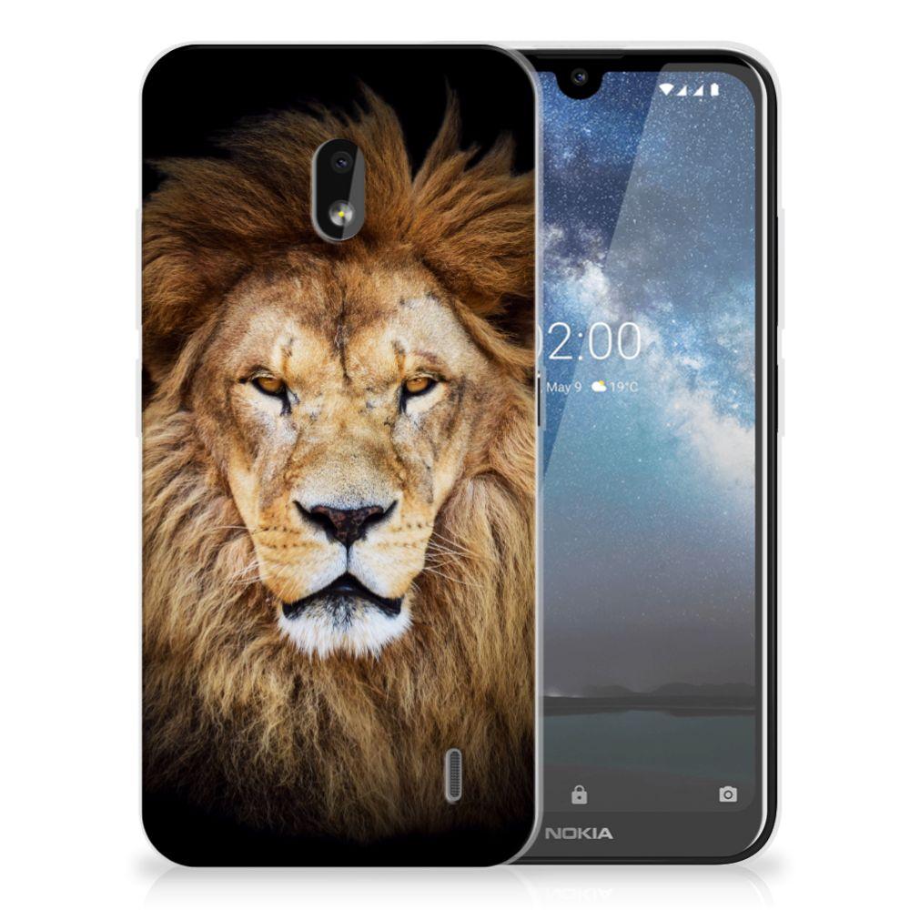 Nokia 2.2 TPU Hoesje Leeuw