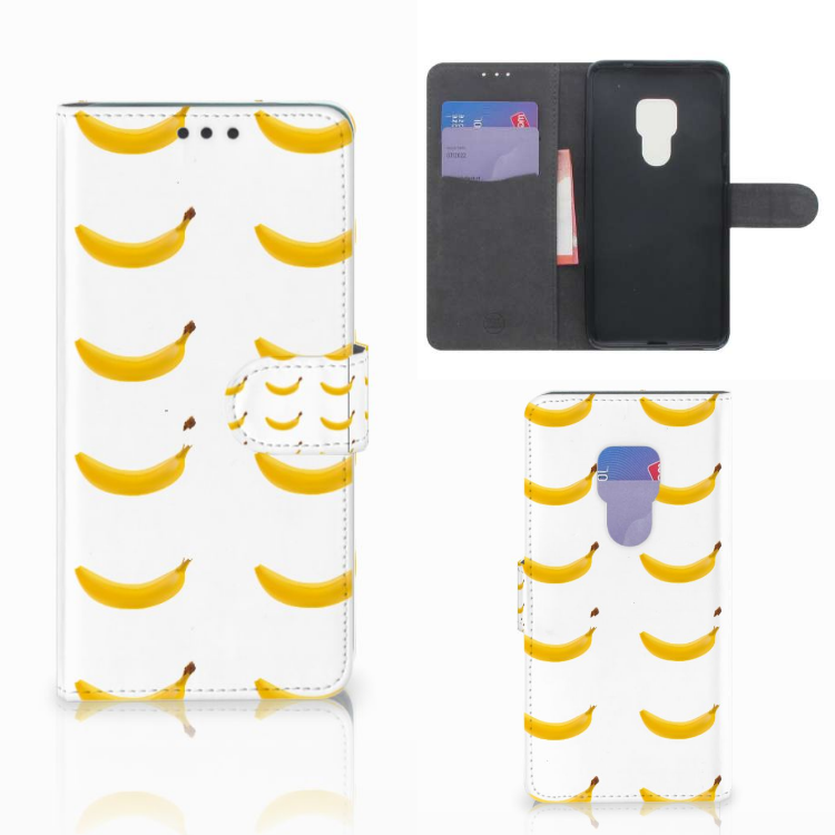 Huawei Mate 20 Book Cover Banana