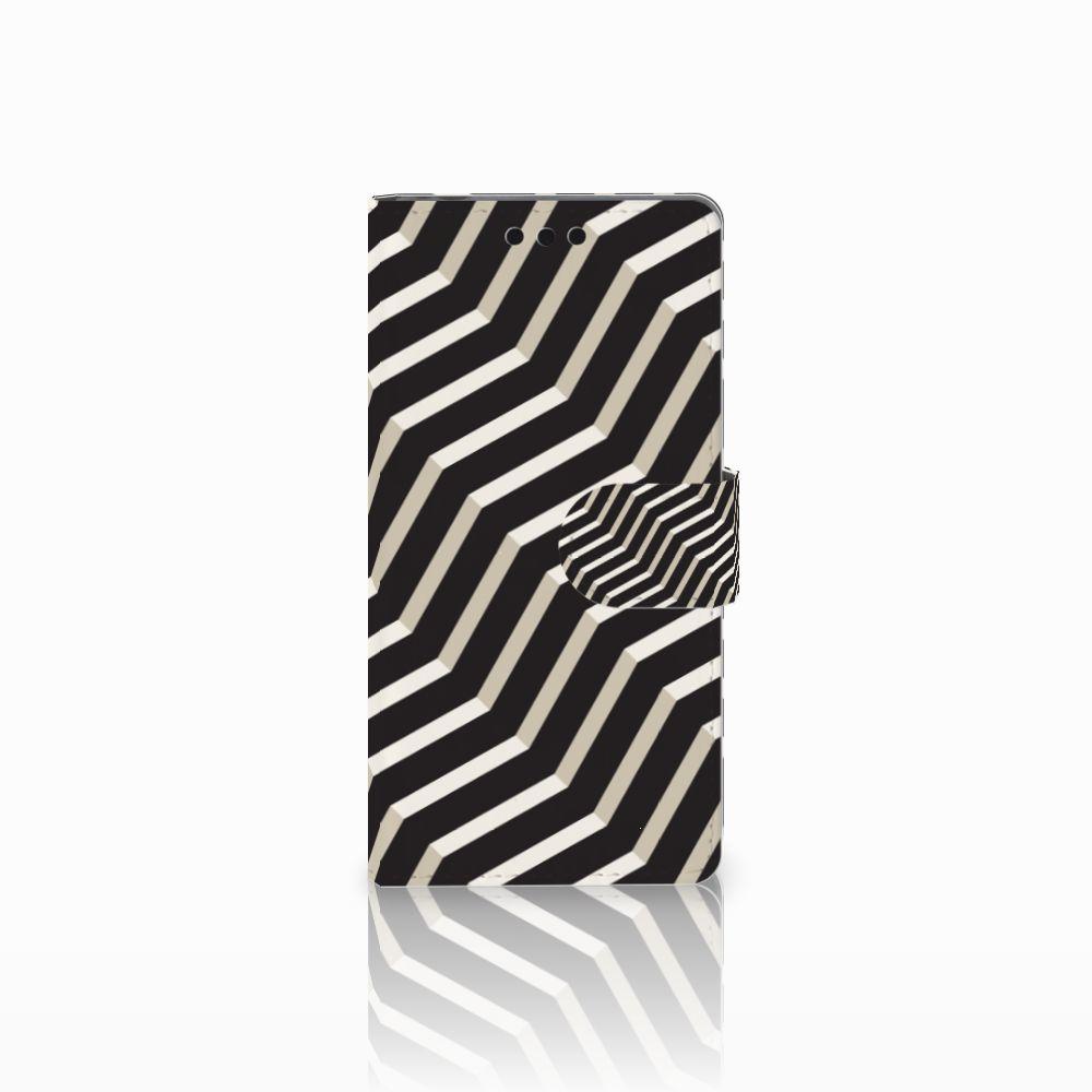 Sony Xperia M4 Aqua Bookcase Illusion