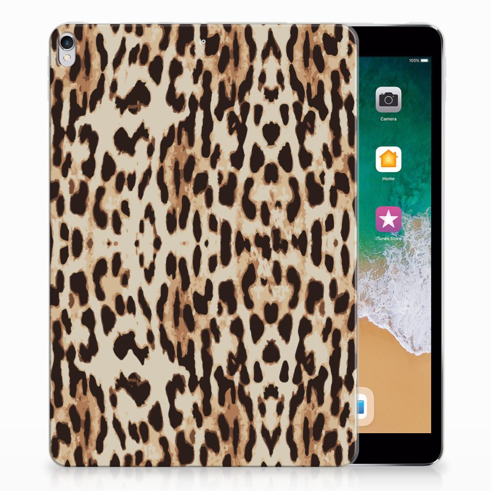 Apple iPad Pro 10.5 Uniek Tablethoesje Leopard