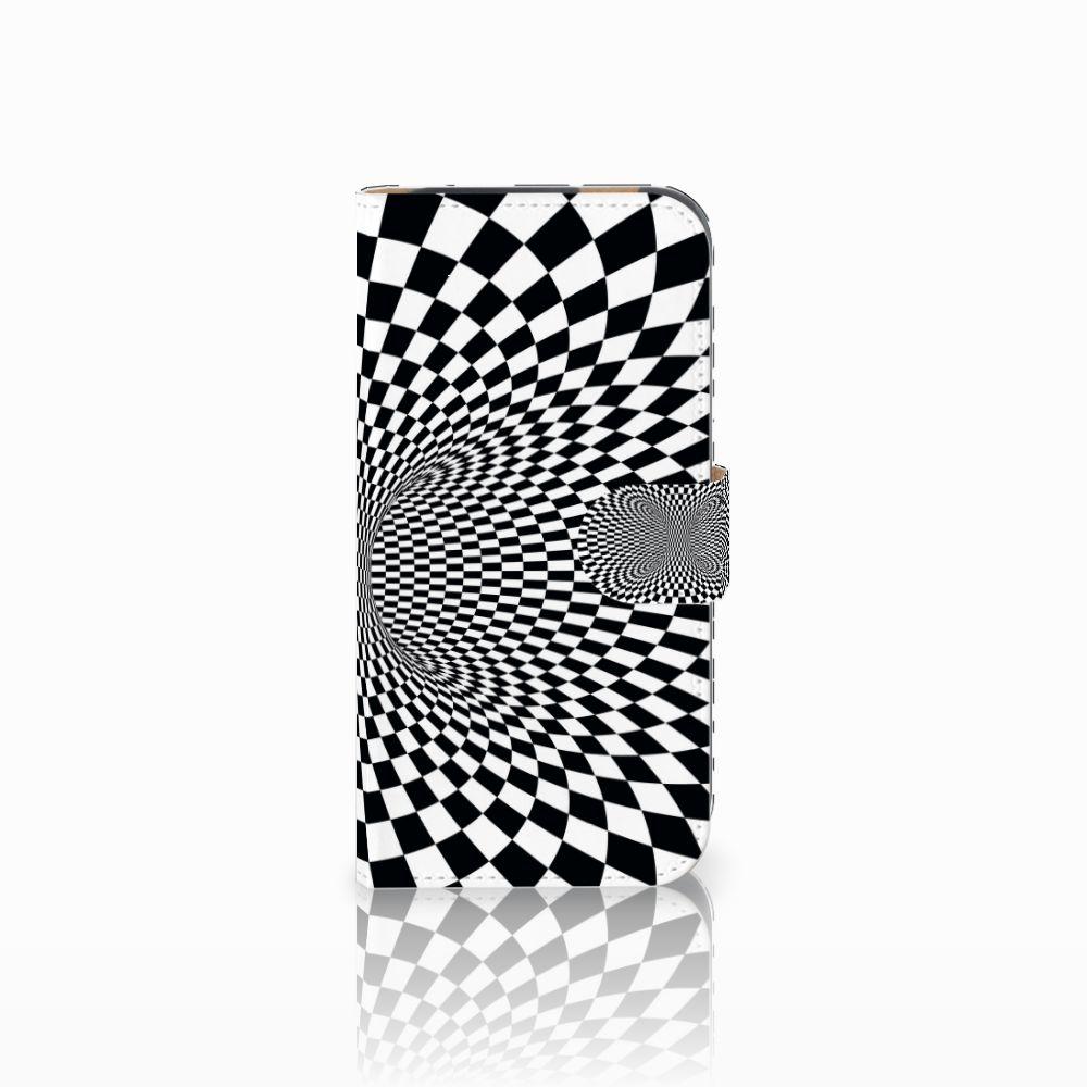 HTC One M8 Bookcase Illusie