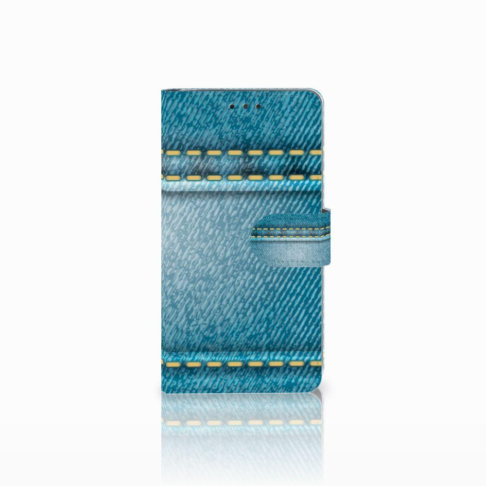 LG G4 Boekhoesje Design Jeans