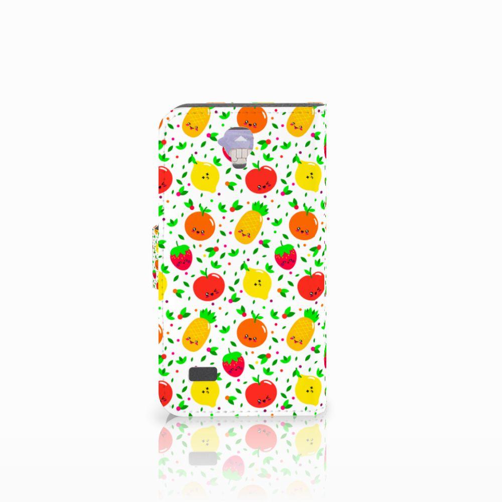 Huawei Y5 Y560 Book Cover Fruits