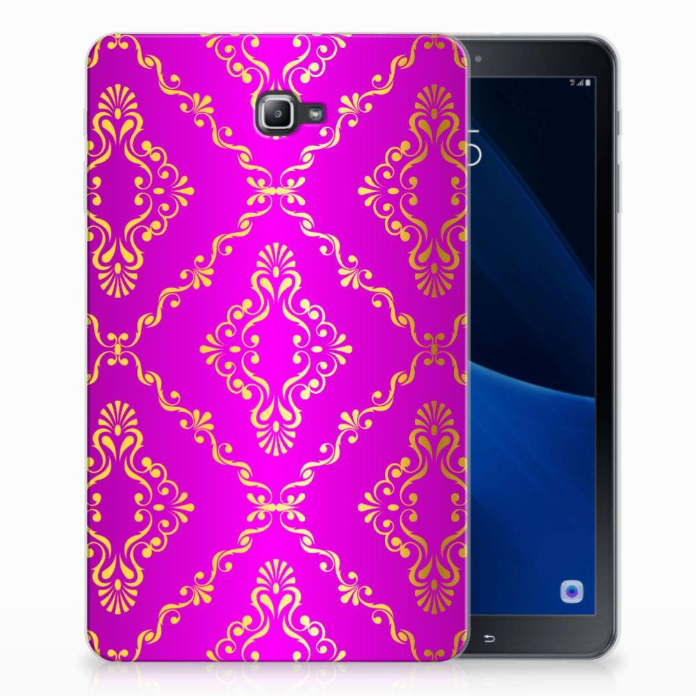 TPU Case Samsung Galaxy Tab A 10.1 Barok Roze