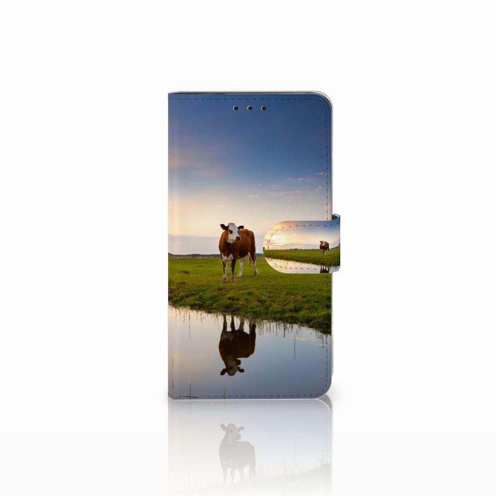 Huawei Honor 6X Boekhoesje Design Koe