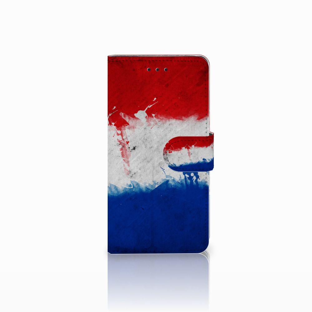 Huawei Y5 2018 Uniek Boekhoesje Nederlandse Vlag