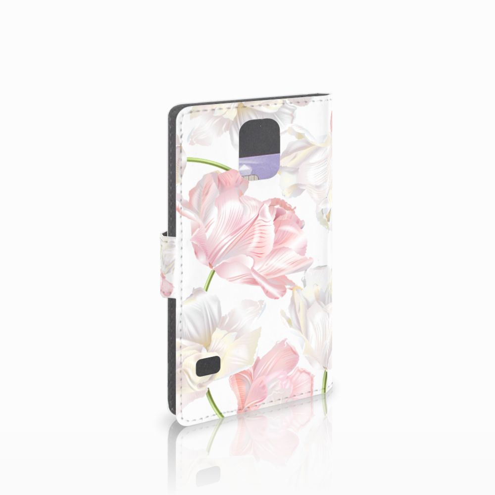 Samsung Galaxy S5 | S5 Neo Boekhoesje Design Lovely Flowers