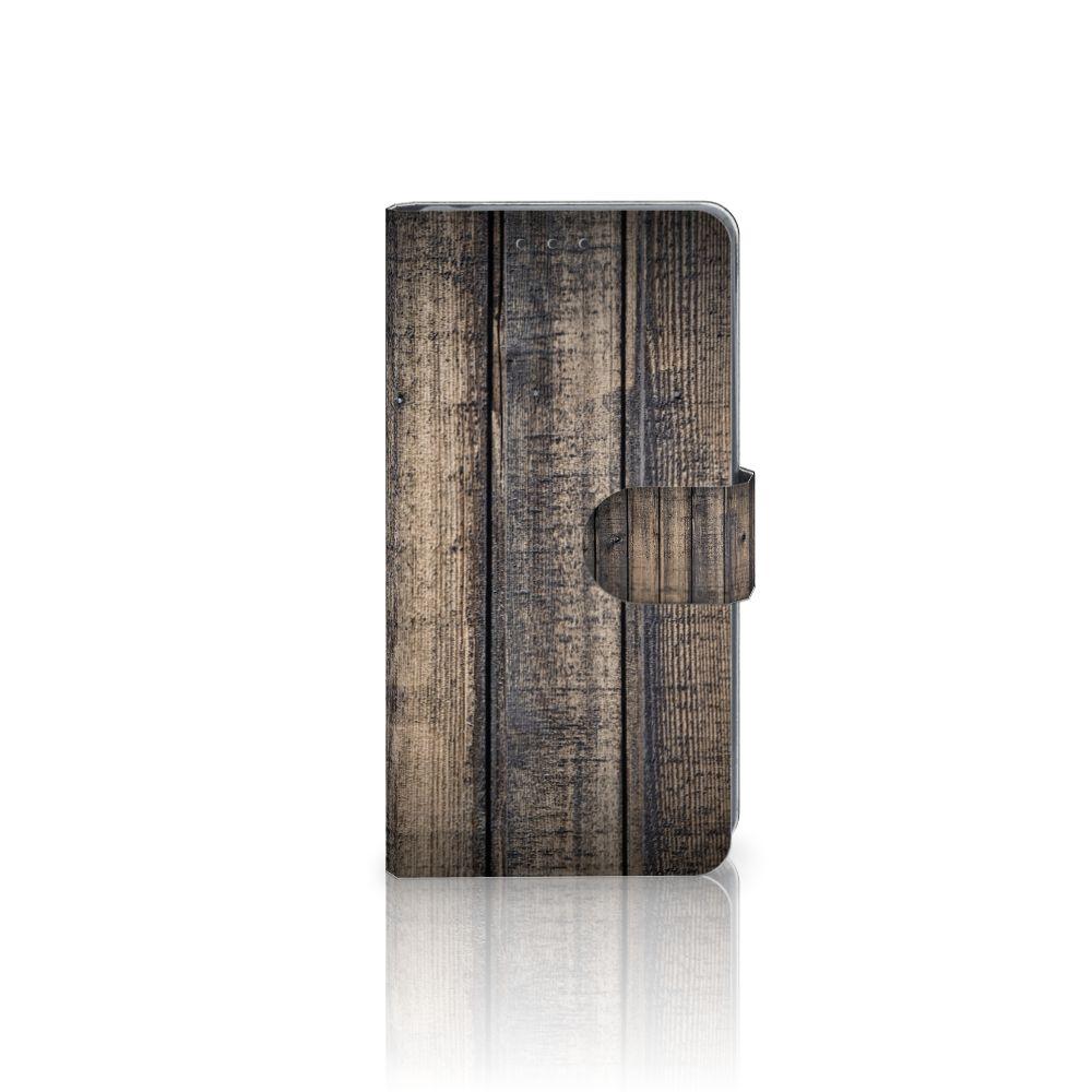 Sony Xperia Z2 Boekhoesje Design Steigerhout