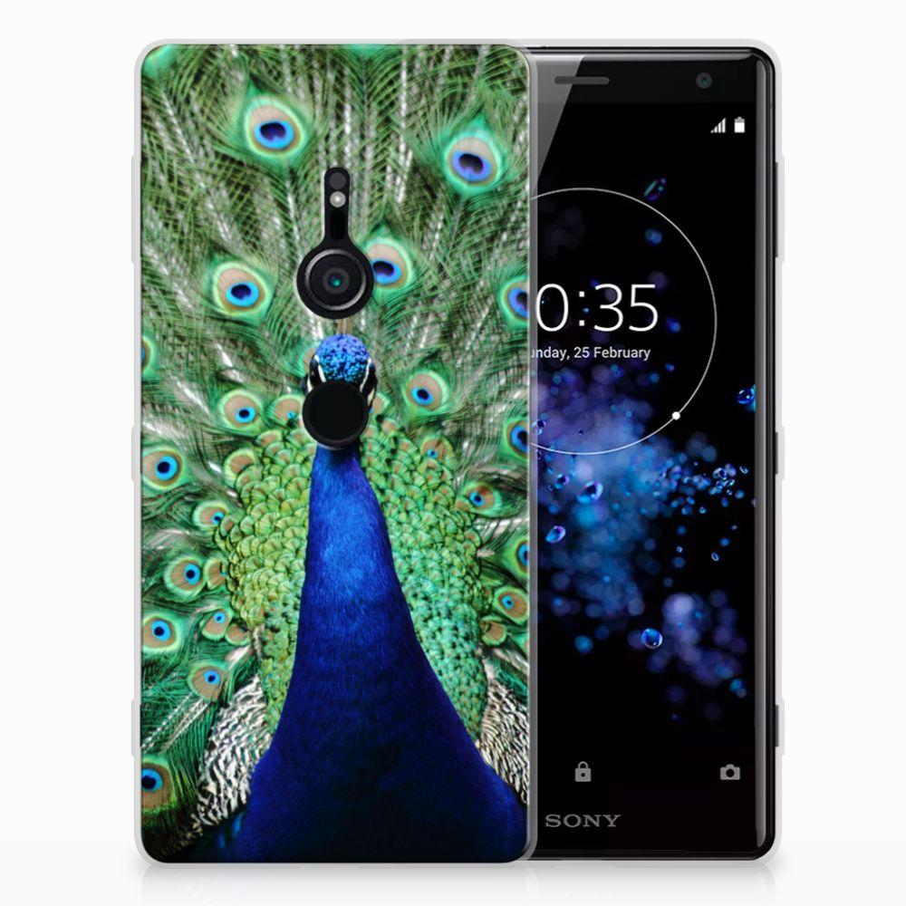 Sony Xperia XZ2 TPU Hoesje Pauw