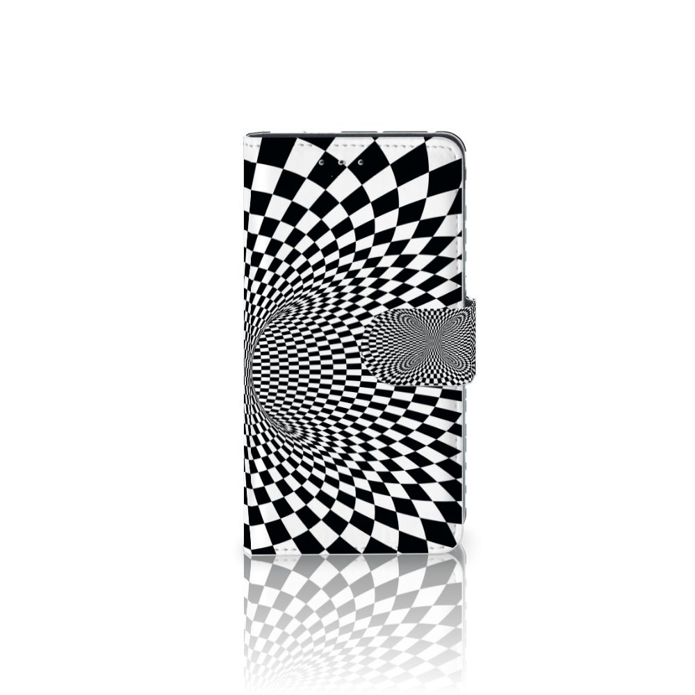 Motorola Moto G 3e Generatie Bookcase Illusie