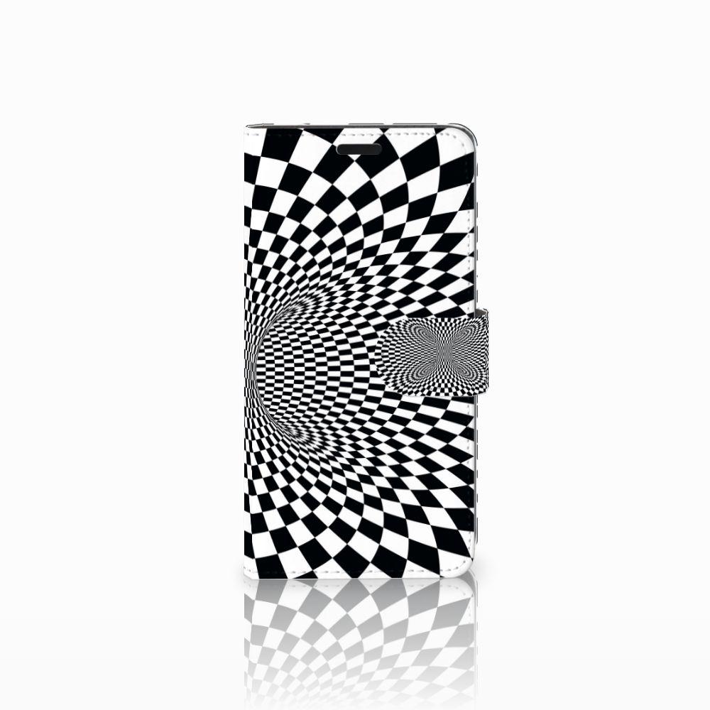 HTC Desire 530 Bookcase Illusie