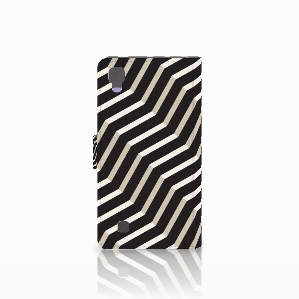 LG X Power Bookcase Illusion