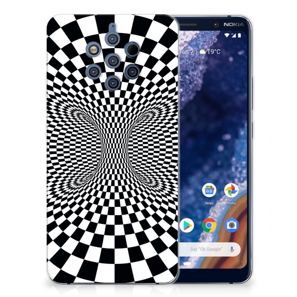 Nokia 9 PureView TPU Hoesje Illusie