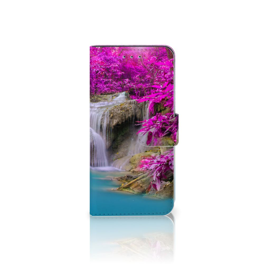 Samsung Galaxy S7 Edge Uniek Boekhoesje Waterval