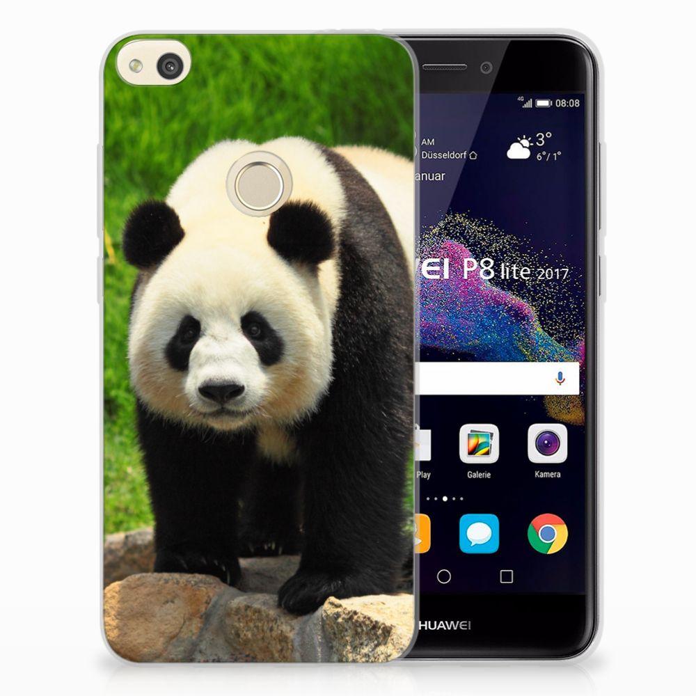Huawei P8 Lite 2017 TPU Hoesje Design Panda