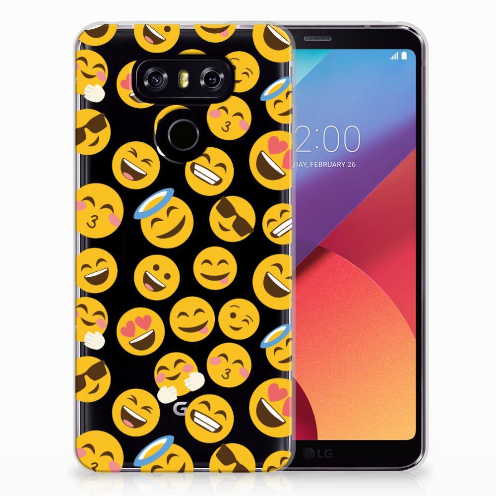 LG G6 TPU bumper Emoji