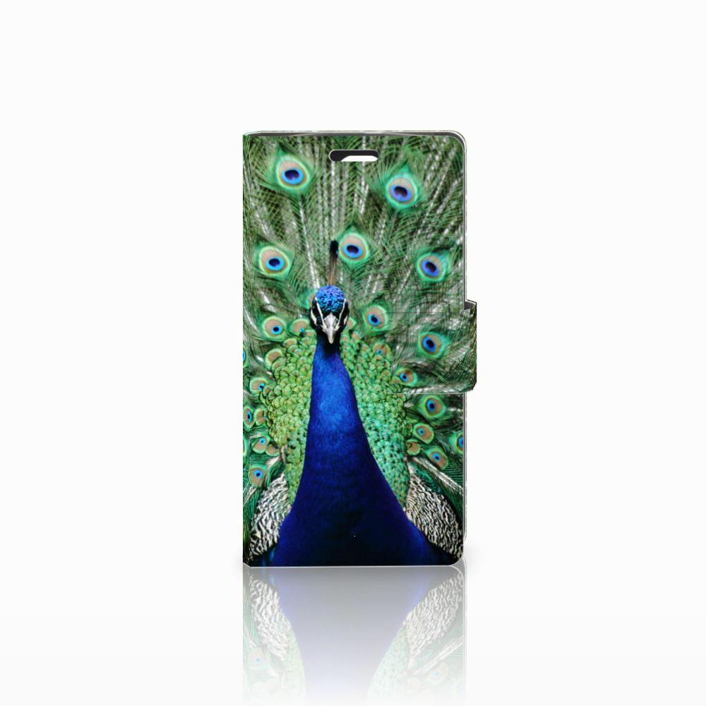 LG Spirit Boekhoesje Design Pauw
