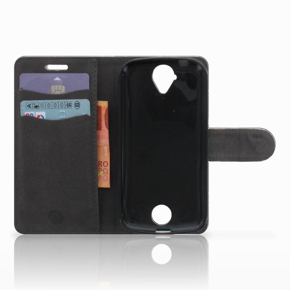 Acer Liquid Z330 Bookcase Marmer Zwart