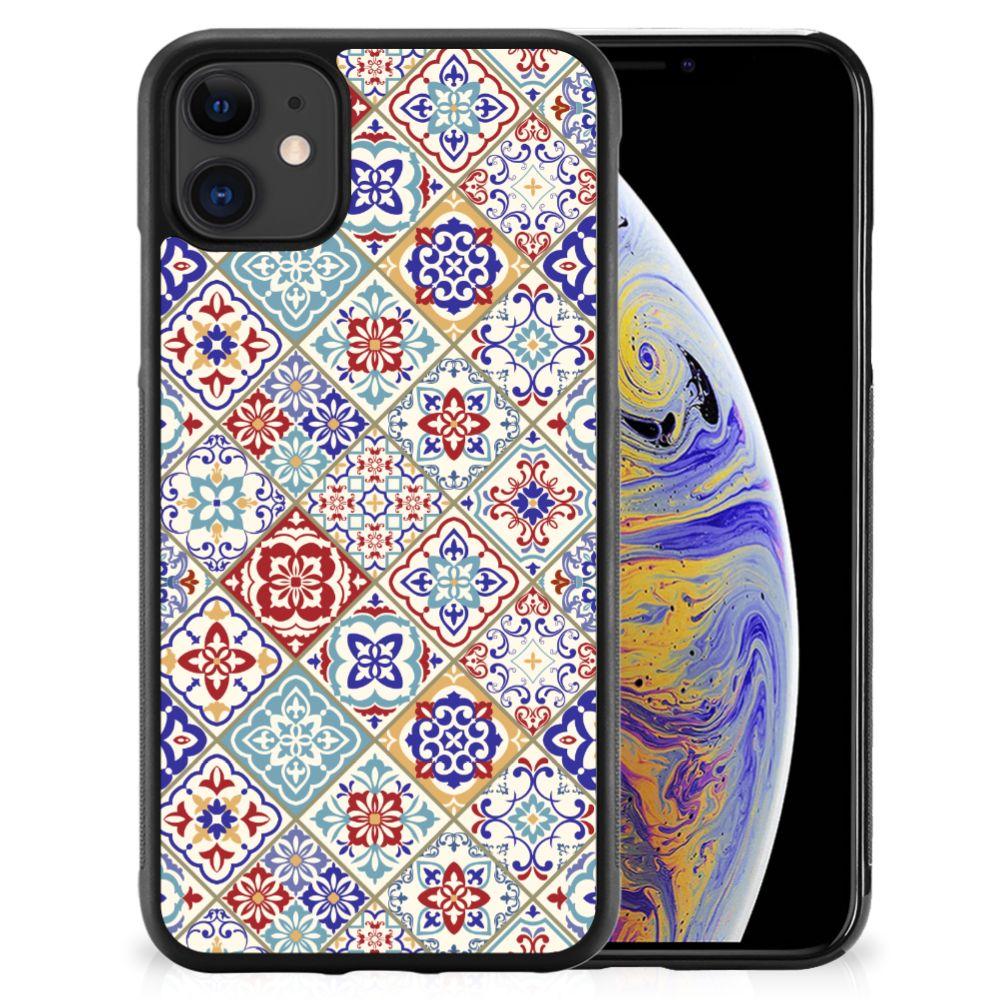 Apple iPhone 11 Gripcase Tiles Color