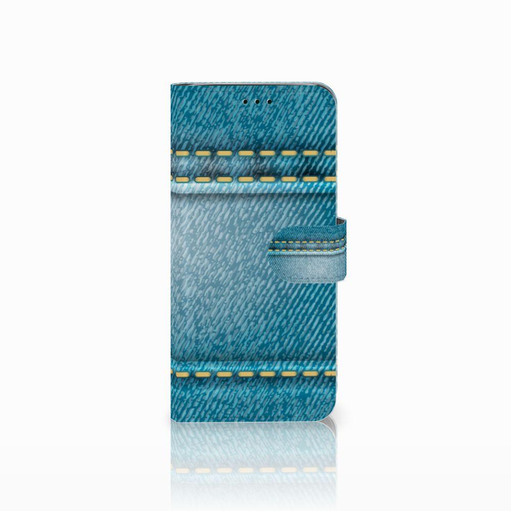 Samsung Galaxy J6 2018 Boekhoesje Design Jeans