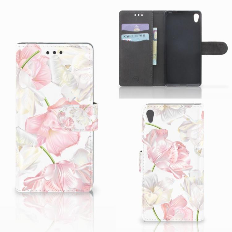 Sony Xperia E5 Hoesje Lovely Flowers