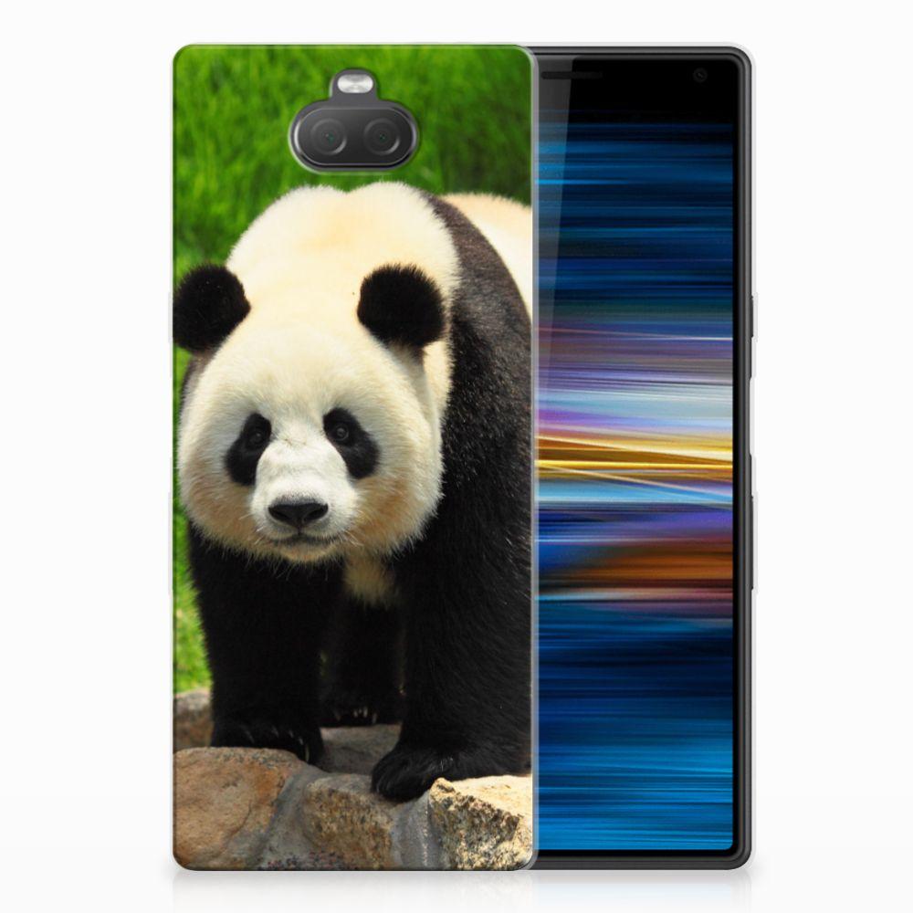 Sony Xperia 10 Leuk Hoesje Panda