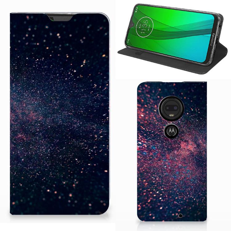 Motorola Moto G7 | G7 Plus Stand Case Stars