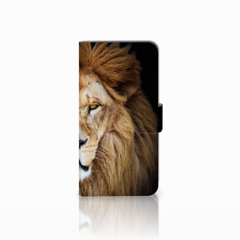 Huawei Nova Plus Boekhoesje Design Leeuw