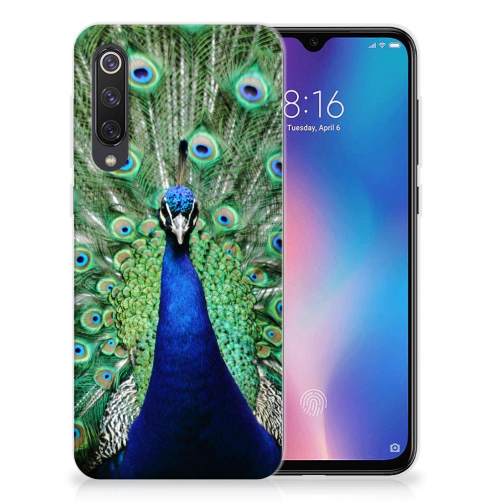Xiaomi Mi 9 SE TPU Hoesje Pauw