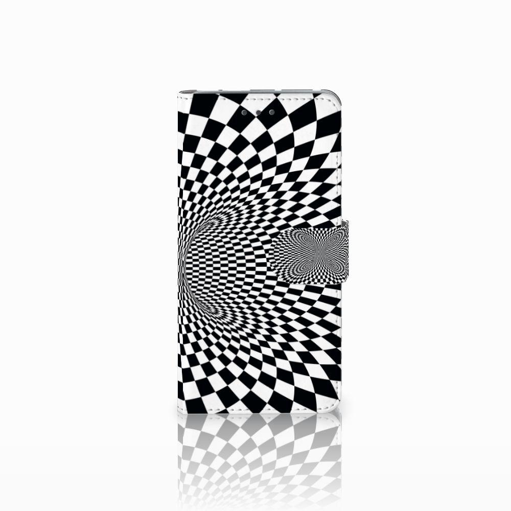 Wiko Lenny 2 Boekhoesje Design Illusie