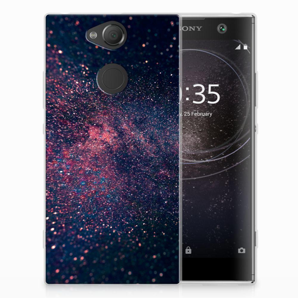 Sony Xperia XA2 TPU Hoesje Stars