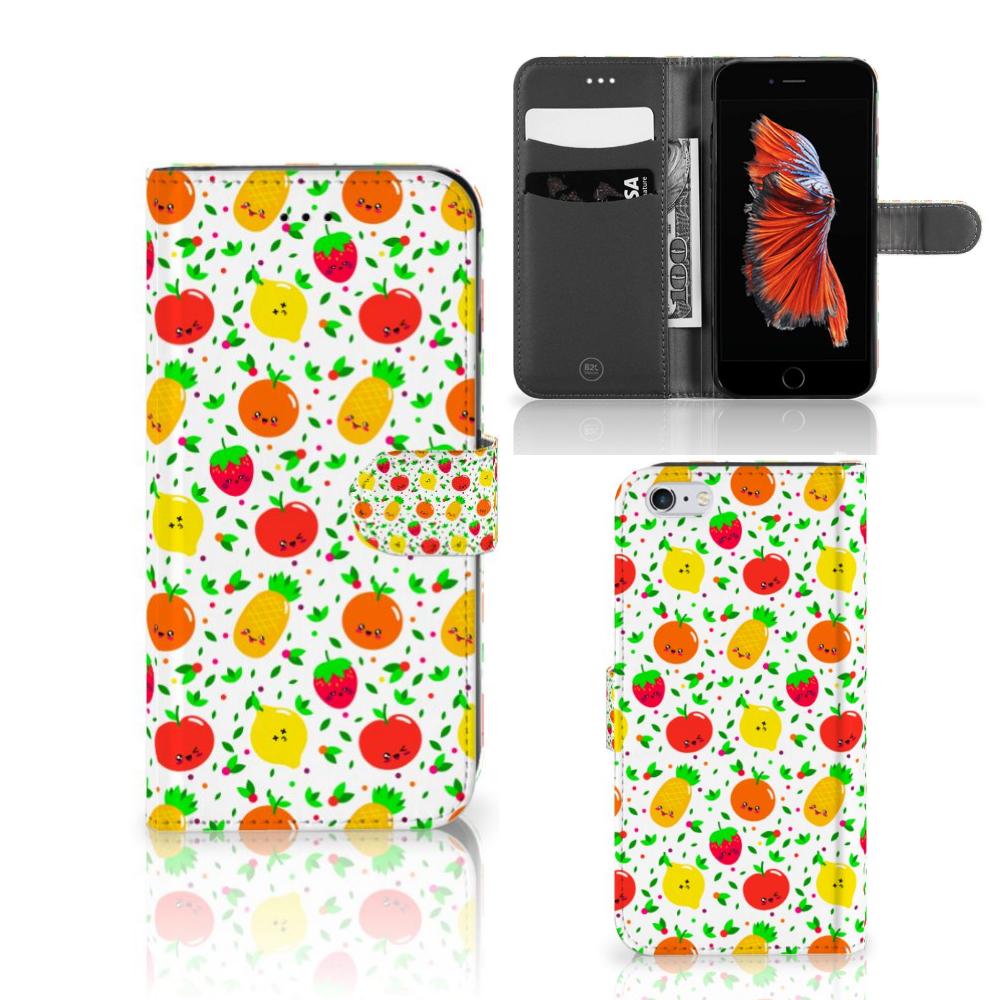 Apple iPhone 6 Plus | 6s Plus Book Cover Fruits