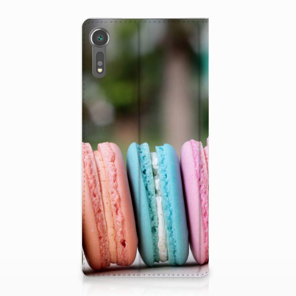 Sony Xperia XZ | XZs Standcase Hoesje Design Macarons