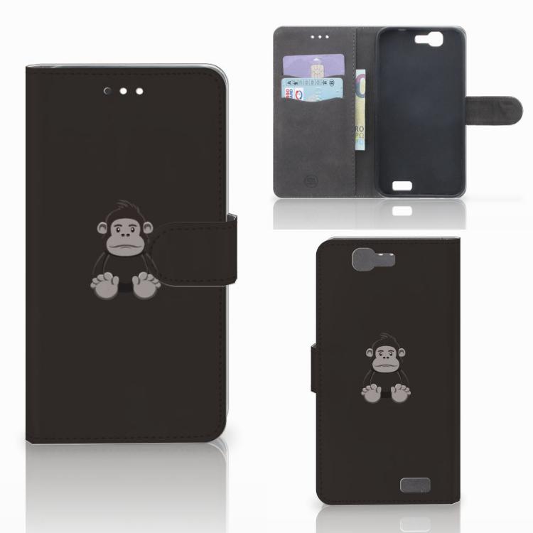 Huawei Ascend G7 Leuke Hoesje Gorilla