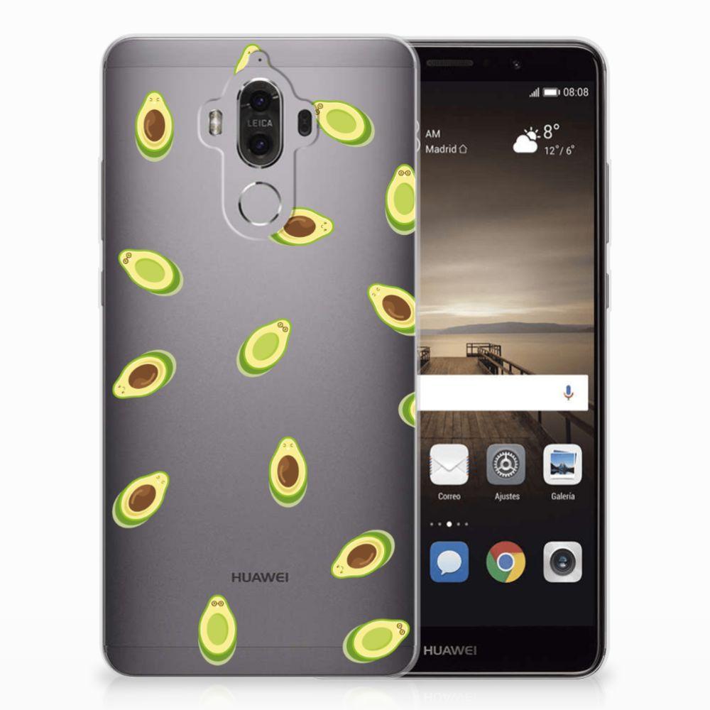Huawei Mate 9 Siliconen Case Avocado