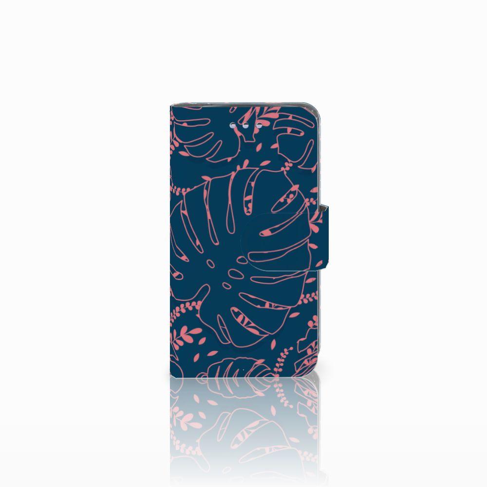Samsung Galaxy S3 Mini Boekhoesje Design Palm Leaves