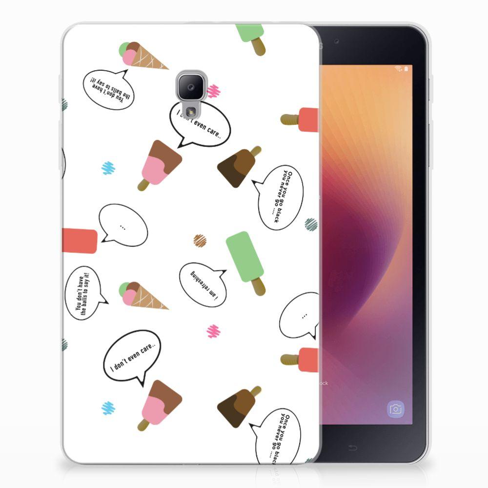 Samsung Galaxy Tab A 8.0 (2017) Tablet Cover IJsjes