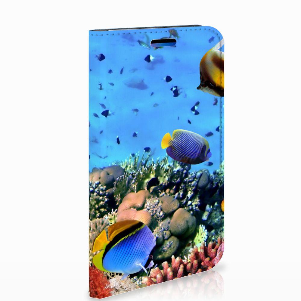 Apple iPhone X | Xs Standcase Hoesje Design Vissen