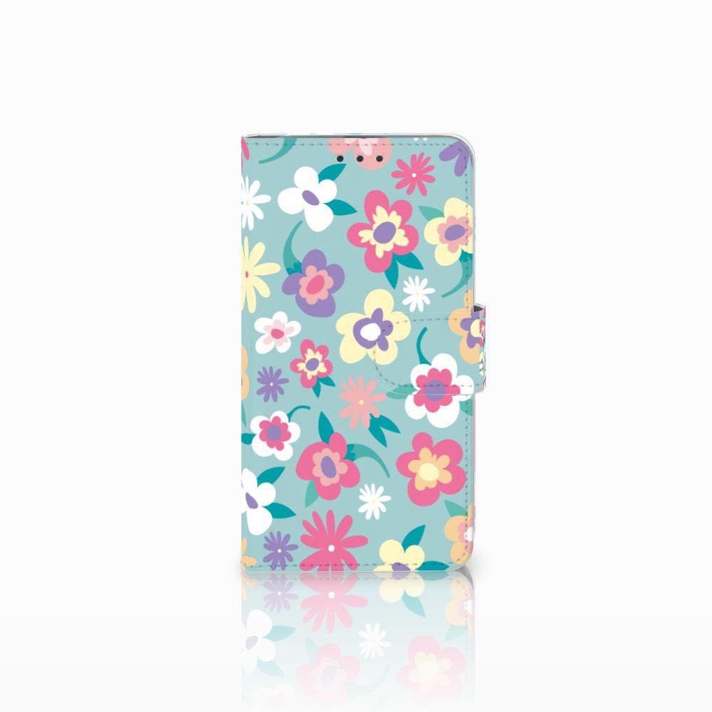Microsoft Lumia 640 Boekhoesje Design Flower Power