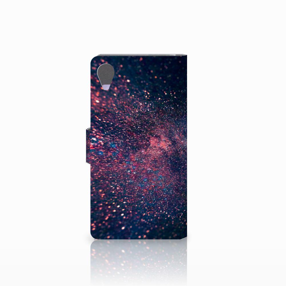 Sony Xperia X Performance Bookcase Stars
