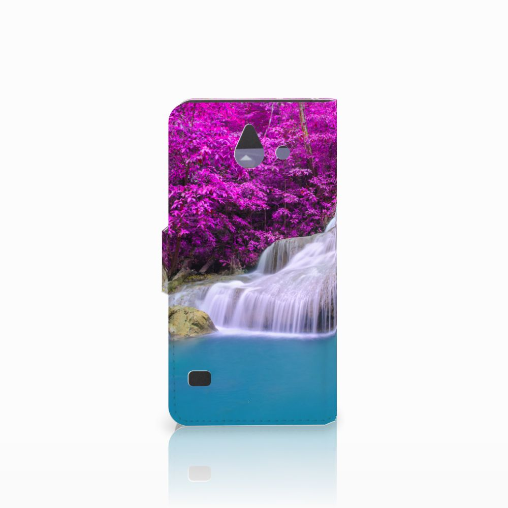 Huawei Ascend Y550 Flip Cover Waterval