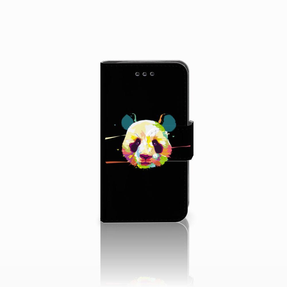 Samsung Galaxy Trend 2 Boekhoesje Design Panda Color