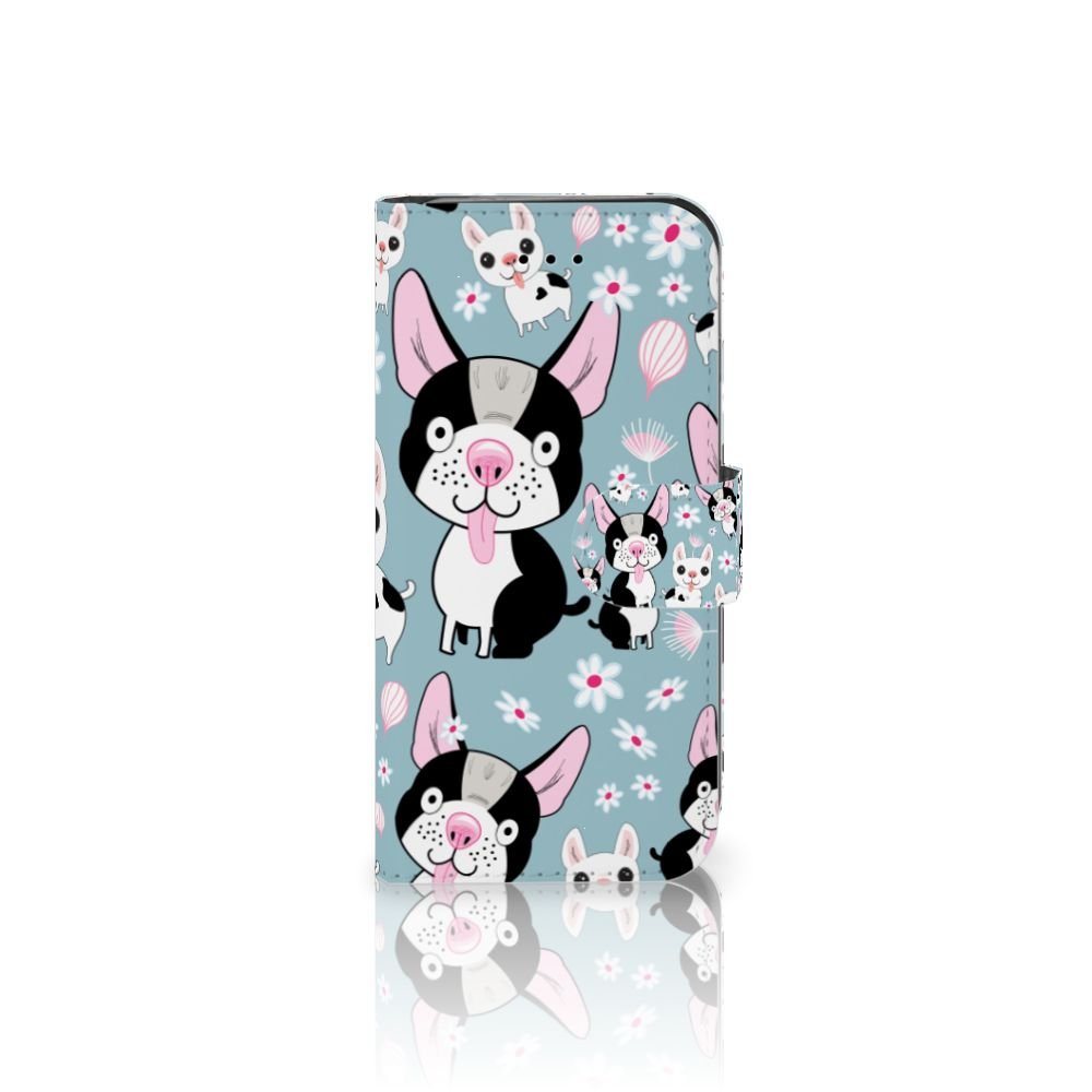 iPhone 7 | 8 | SE (2020) Telefoonhoesje met Pasjes Hondjes