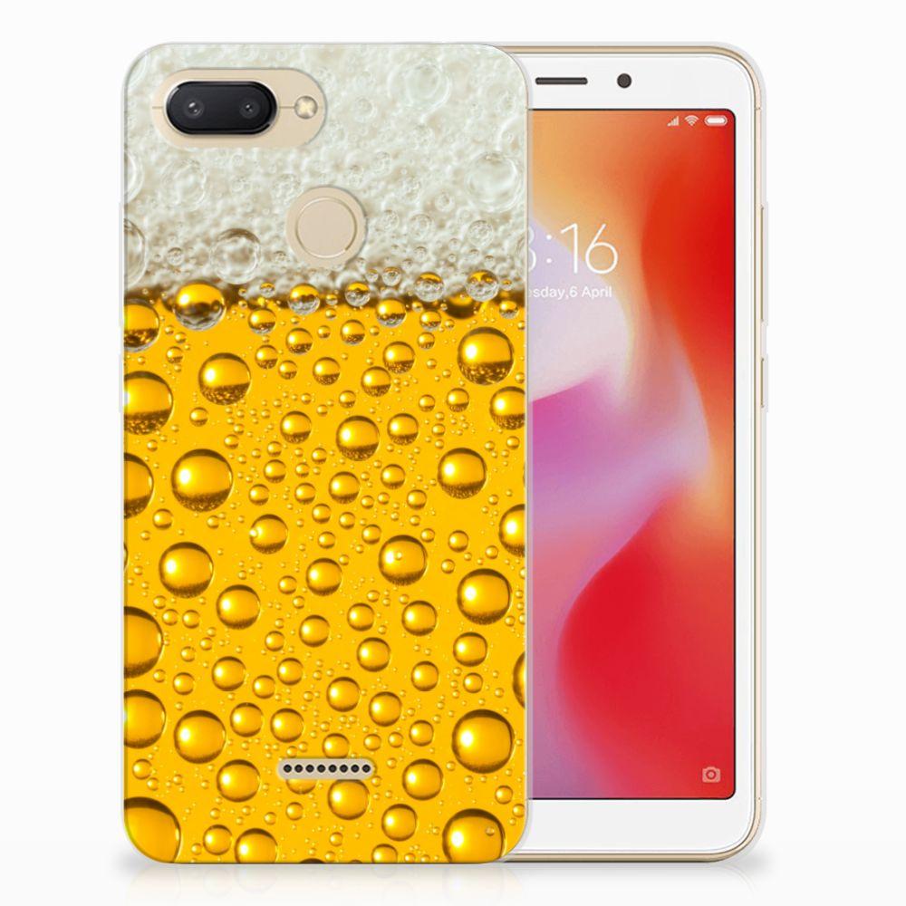 Xiaomi Redmi 6 Siliconen Case Bier