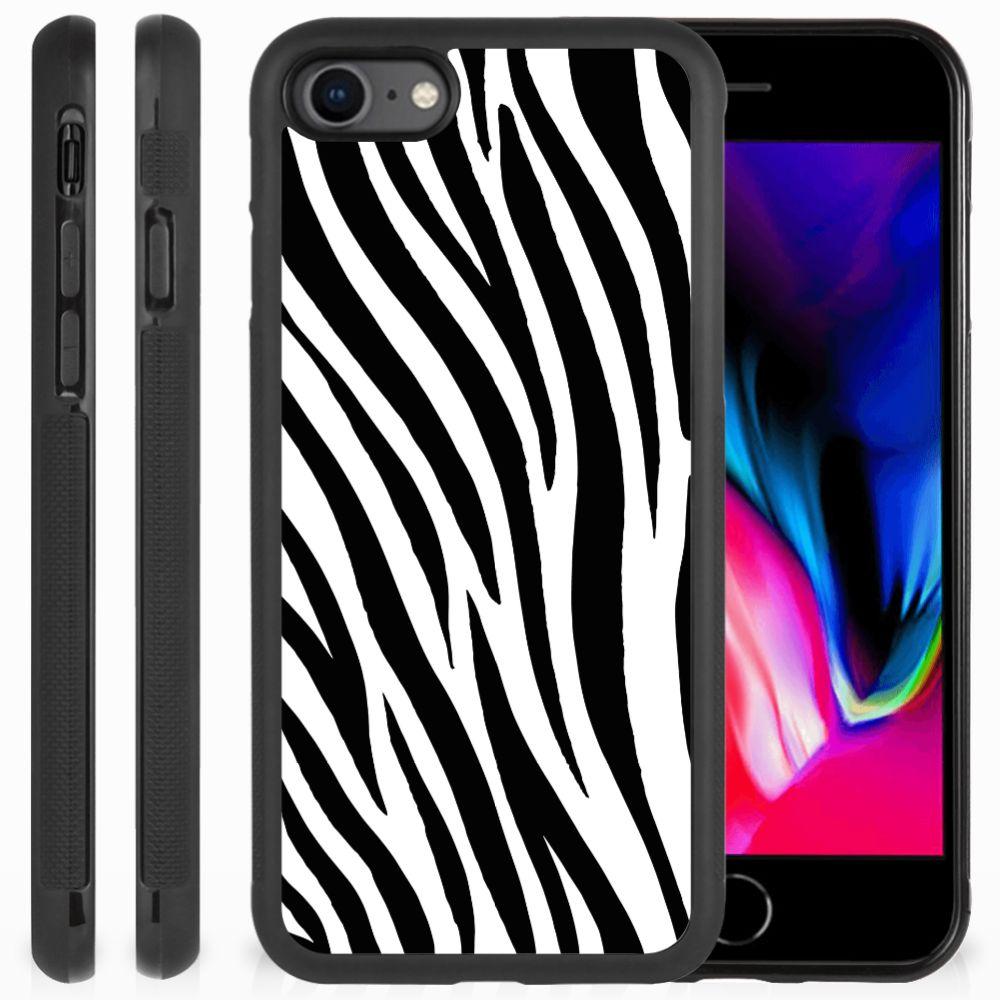 Apple iPhone 7 | 8 Back Cover Zebra