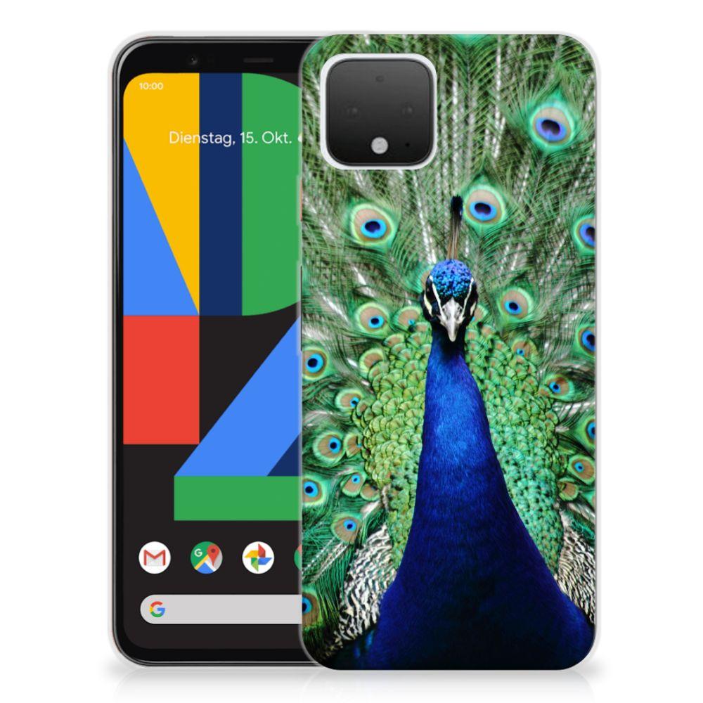 Google Pixel 4 TPU Hoesje Pauw